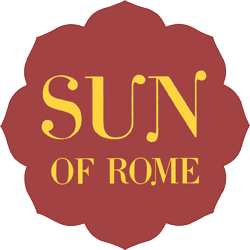 SUN OF ROME in Trastevere